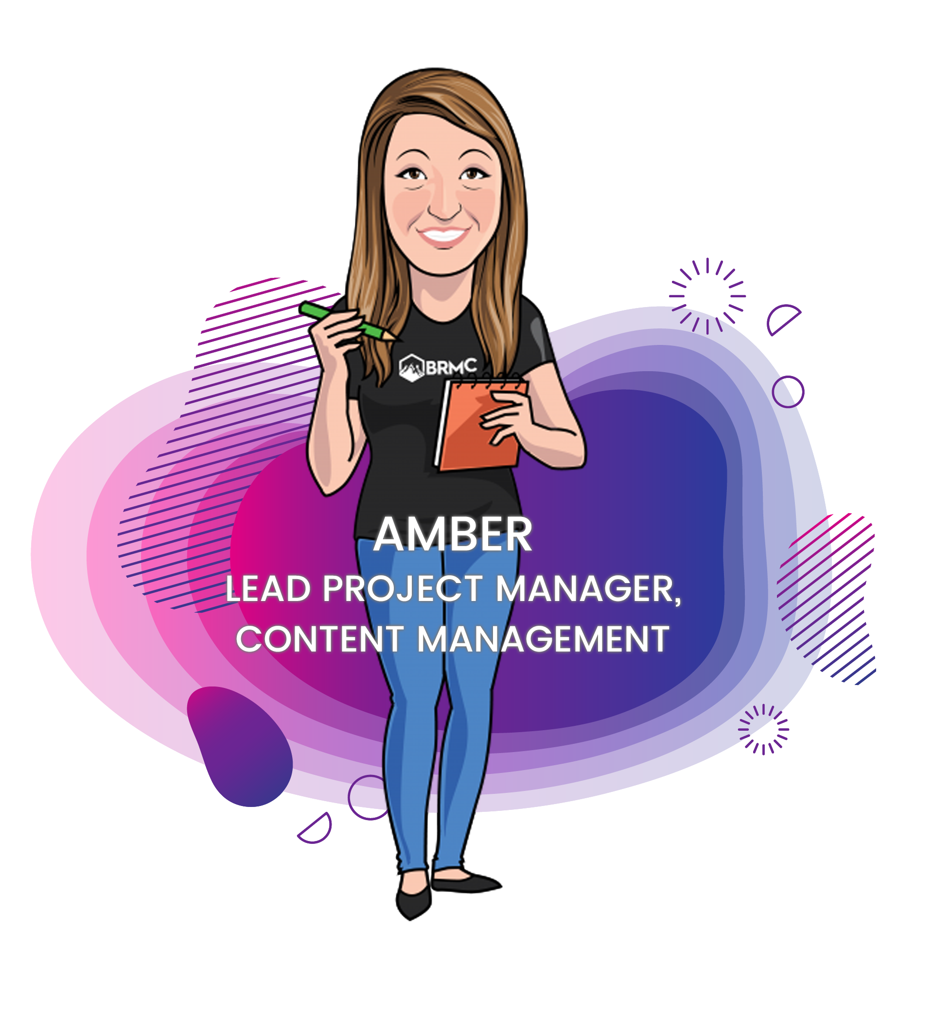 Amber Lead Project Manager, Content Management