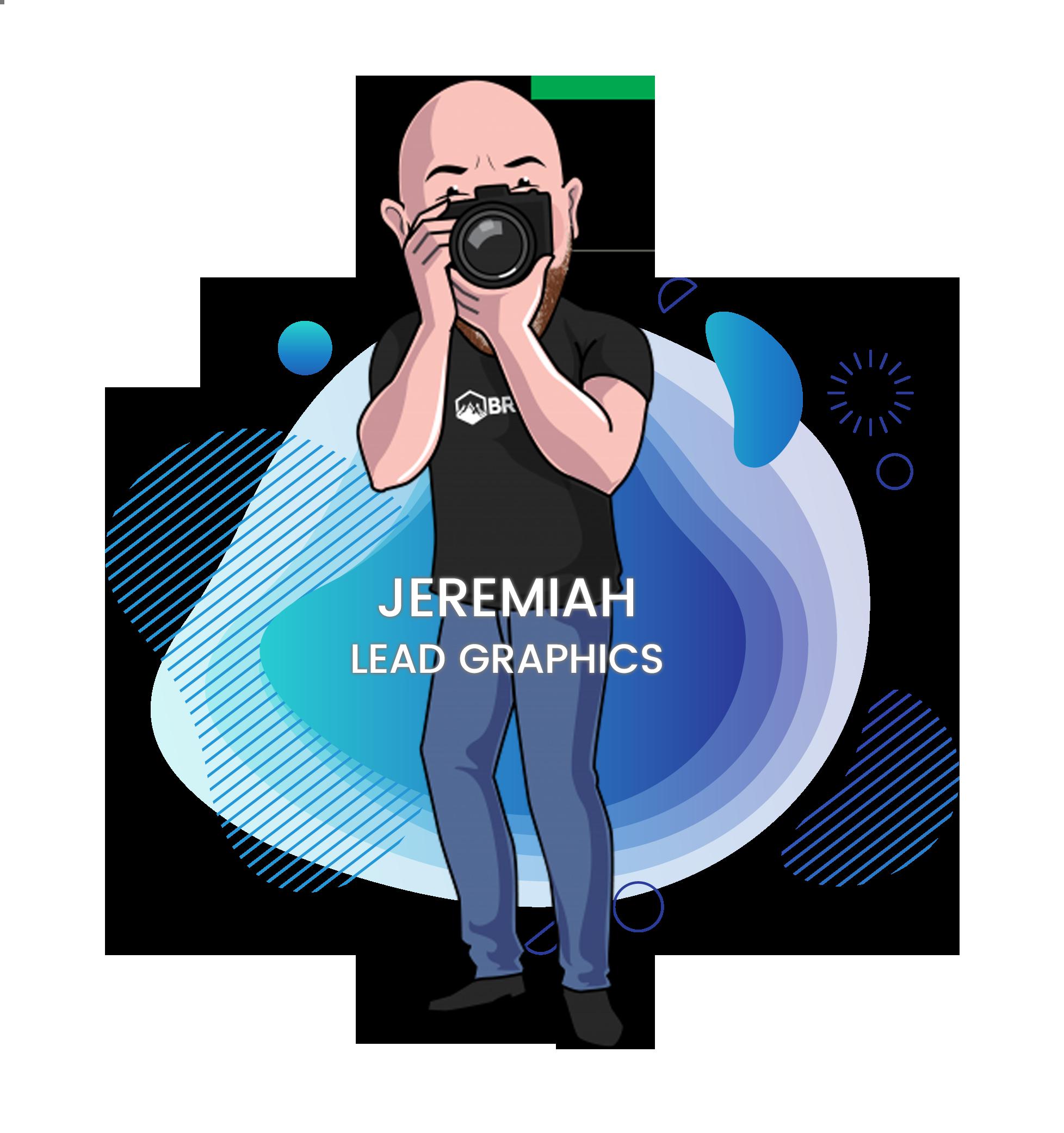 Jeremiah Lead Graphics