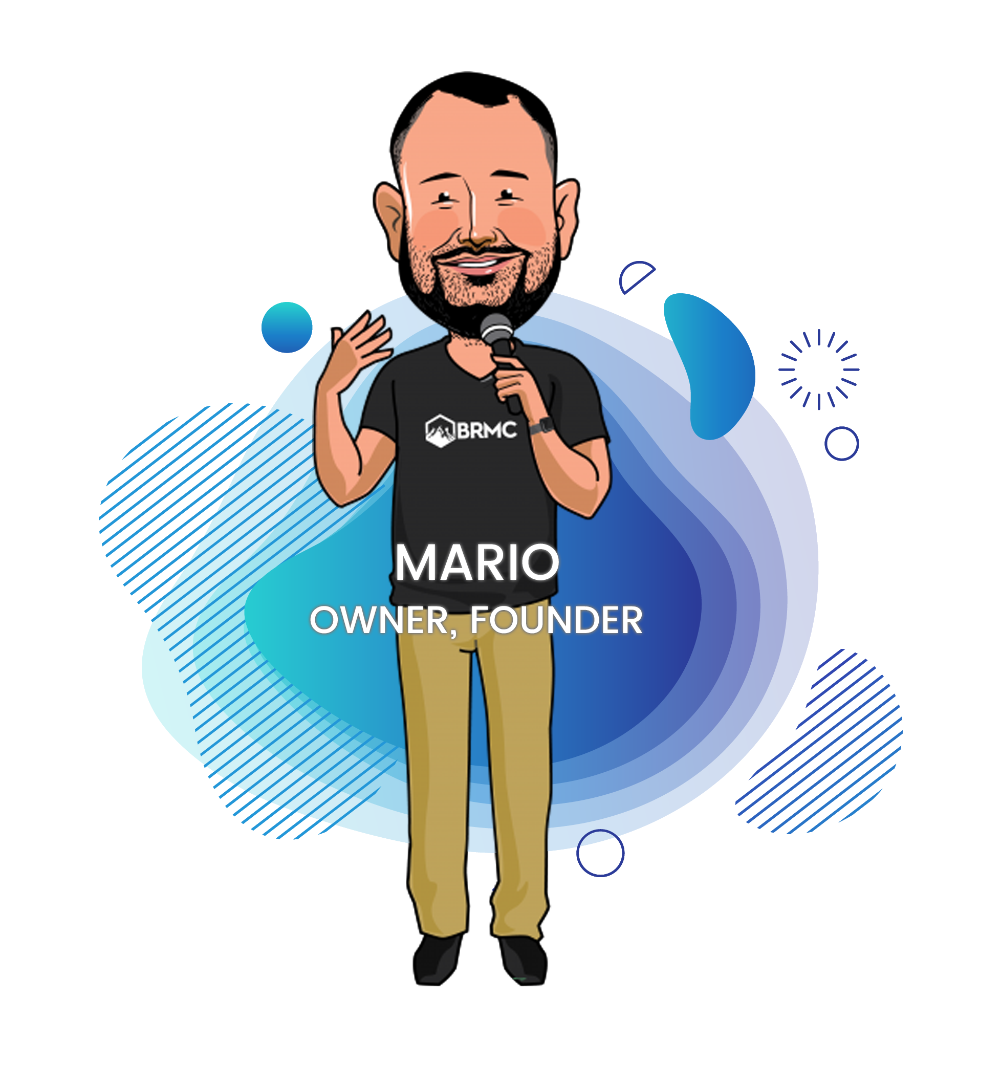 Mario, Owner, Founder