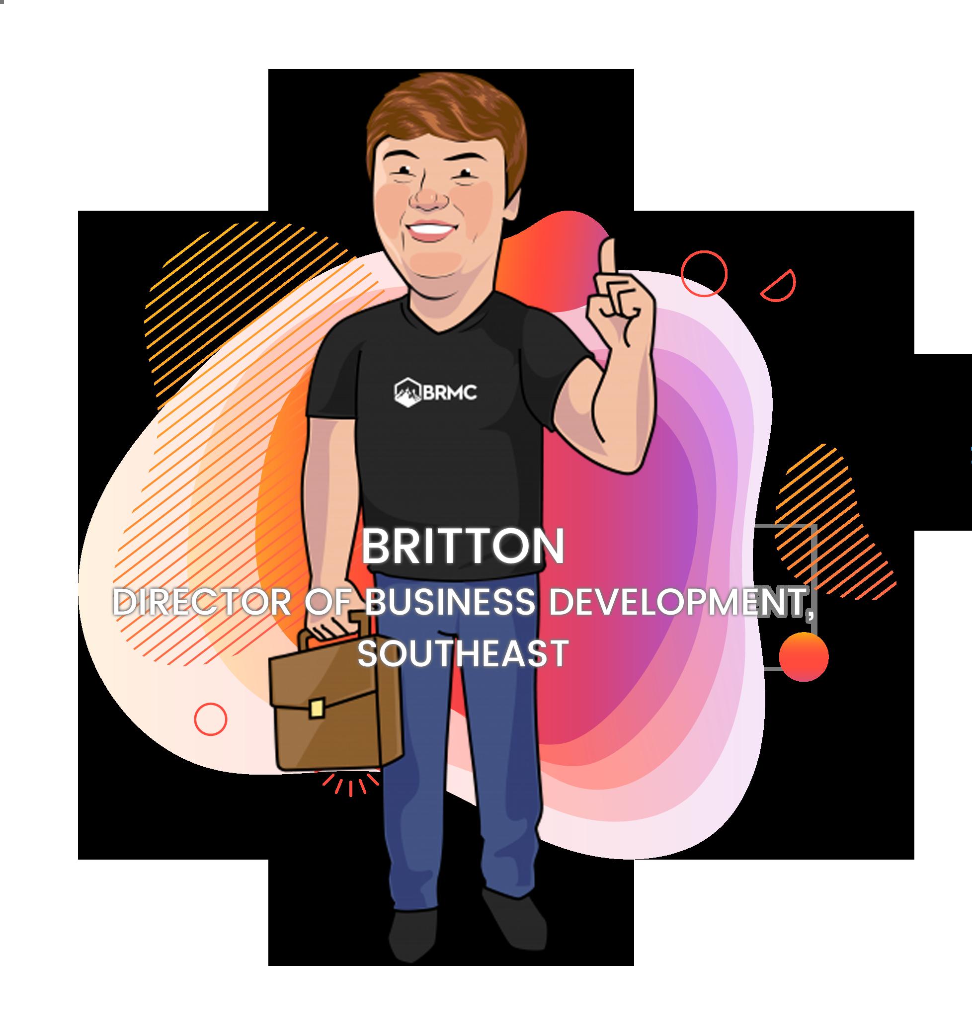 Britton, Director of Business Development, Southeast