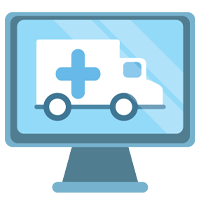 Emergency Support Icon