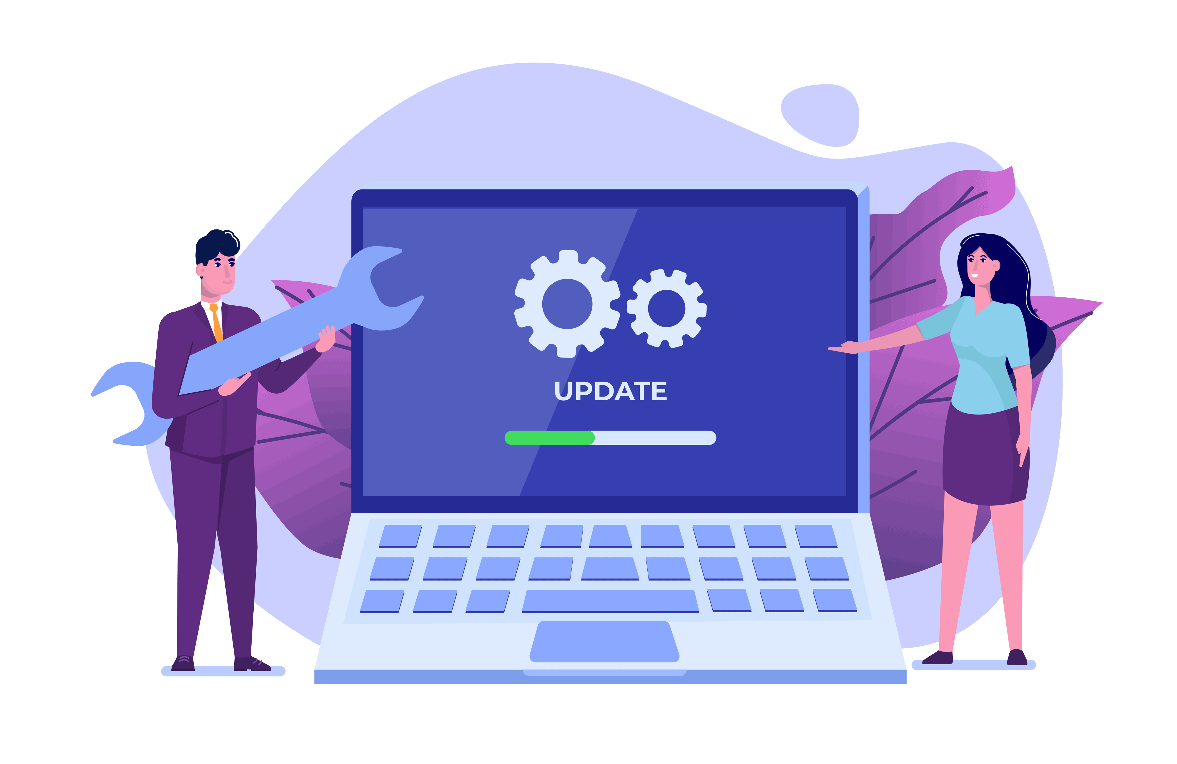 business listing update