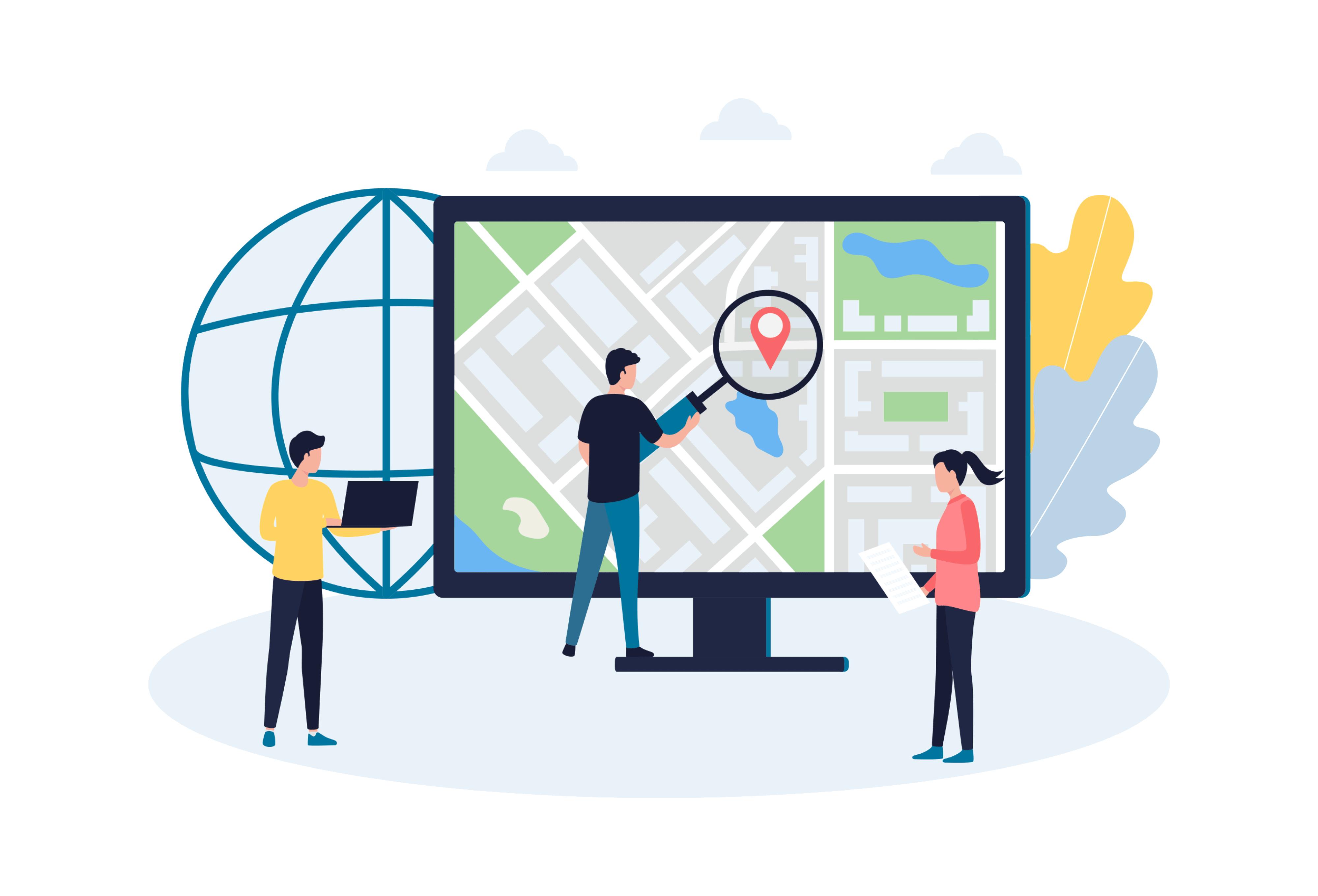 local search engine optimization (SEO)