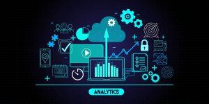 Analytics and data symbols